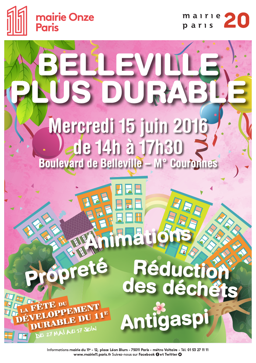 Belleville-plus-durable